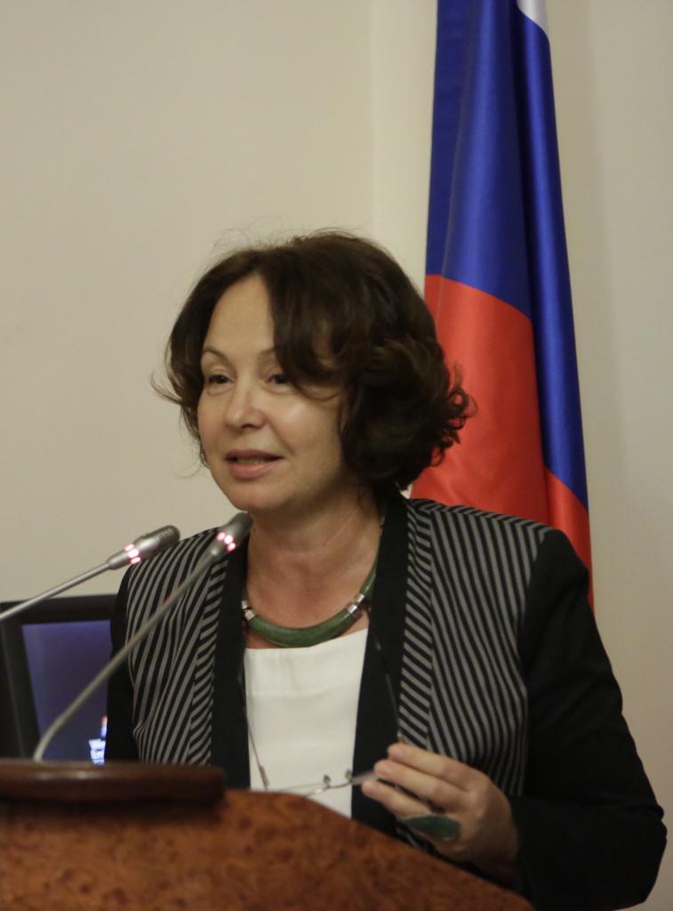 Комарова Валентина Викторовна