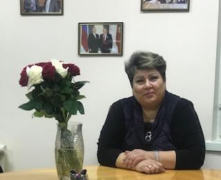 Будагова Алия Шамиль-кызы